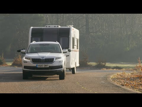 The Practical Caravan Škoda Kodiaq review