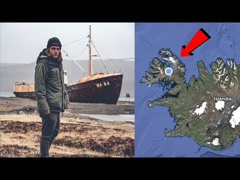 Los WESTFJORDS, la zona MÁS SALVAJE  de Islandia