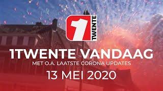 1Twente Vandaag over vuurwerkramp Enschede van 13 mei 2020