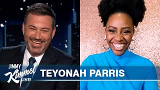 Teyonah Parris on WandaVision Easter Eggs, Fan Theories & Her Superpower Reveal