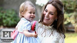 Duchess Kates Sentaler Coat Sells Out, Princess Charlotte Fancies Pink