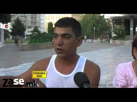 Eve sto gi maci kumanovskie Romi...(www.zase.mk)