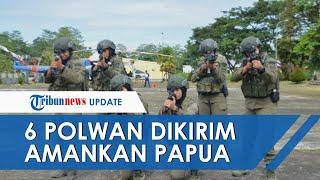 Sosok Ipda Listra Kogoya, Satu dari Enam Polwan Terpilih yang Dikirim untuk Jaga Papua dari KKB