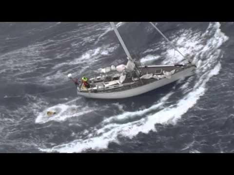 Mega operação de salvamento nos Açores 07MAI15