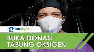 Dua Hari Terkumpul Ratusan Juta, Atta Halilintar Buka Donasi Tabung Oksigen untuk Pasien Covid-19