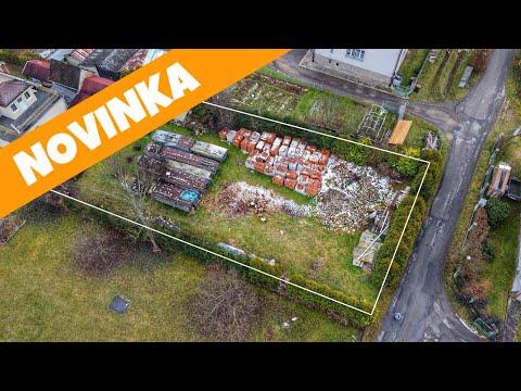 Video z << Prodej pozemku pro bydlení, 700 m2, Vyšší Brod >>