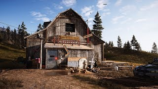 Far Cry 5 4k Crazy Photorealistic graphic  29GB HD Textures Apex graphic Reshade