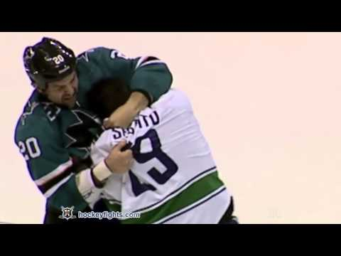 John Scott vs. Tom Sestito