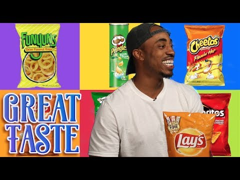 The Best Chips | Great Taste
