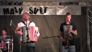 Video Helemese, Bagr, Fryštácký malý svět, Fryšták, 28. 8. 2015