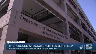 Unemployment help in Arizona