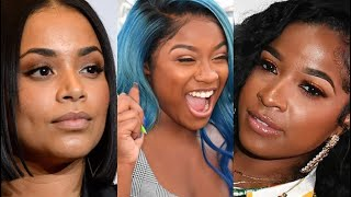 Reginae Carter's Mom And Lauren London Claps Back At 50 Cent About Recent Comments About WOMEN