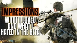 The Division 2 🔴 End Game Grind | Searching for Snitch