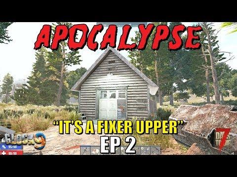 7 Days To Die - Apocalypse EP2 (Alpha 18)