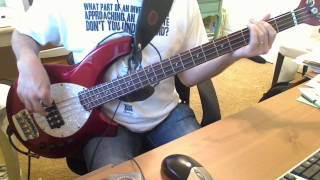 Descendents - Rotting Out Bass Cover