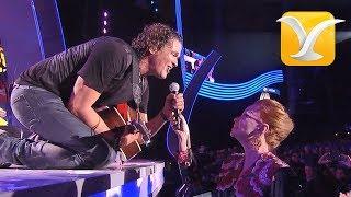 Carlos Vives - Hamaca Grande/ La gota fría  -  Festival de Viña del Mar 2014 HD