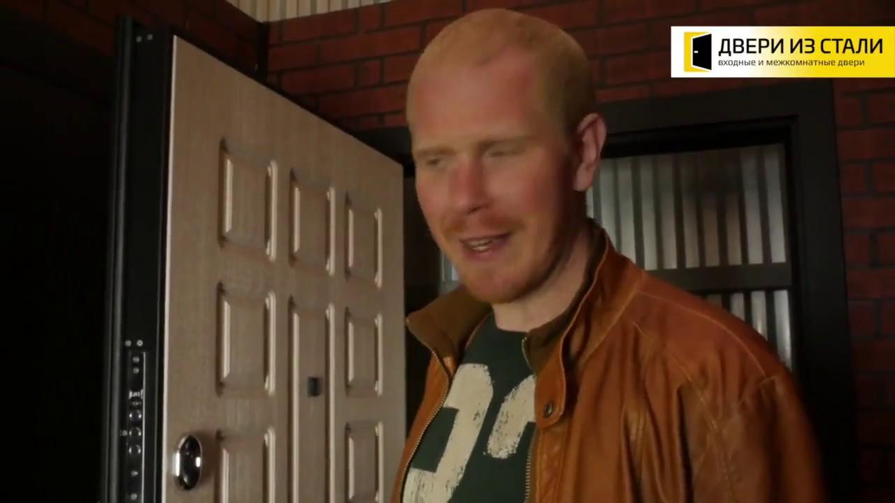 Видеообзор Дверь Континент Сити Венге
