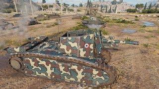 World of Tanks 105 leFH18B2