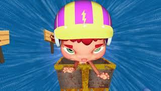 Karl Vs Cookie Pirate - Cartoons For Kids | Karl Official