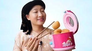 Bữa Sáng Mẹ Nấu – Dạy Bé Phải Ăn Uống Đầy Đủ ❤ BIBI TV ❤
