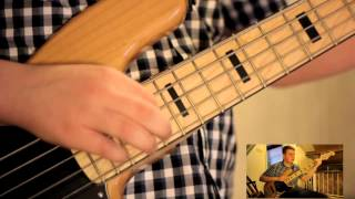 The Who-Eminence Front John Entwistle Bass Cover