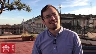 Intervju med katolska seminaristen Joseph Rizk 2018.12.14