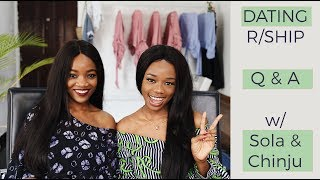 COLLAB || Money and Love with Sola Fagbemi