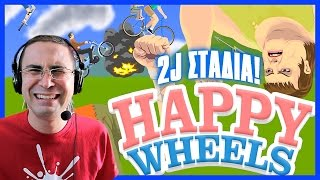 2J ΣΤΑΔΙΑ! (Happy Wheels #4)