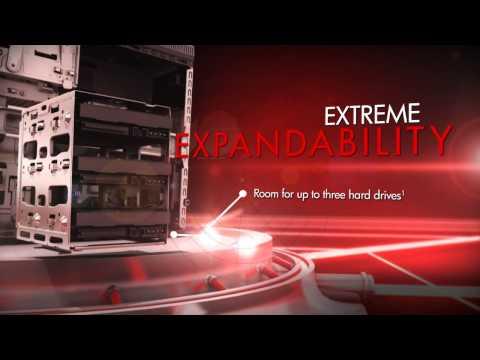 HP ENVY Phoenix h9 Desktop PC