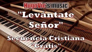 Levántate Señor - Secuencia / Backing Track / Miel San Marcos