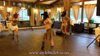 Cowgirl Show Ballet STyLE