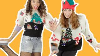 Ways To Wear It: Holiday Sweater