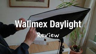 Walimex Daylight-Set 250 (Softbox Review)