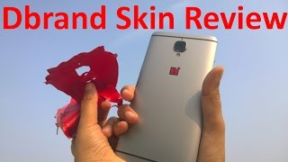 Dbrand Skins Review After 2 Months (Installation, Removal, Pros, Cons, India Shipping)