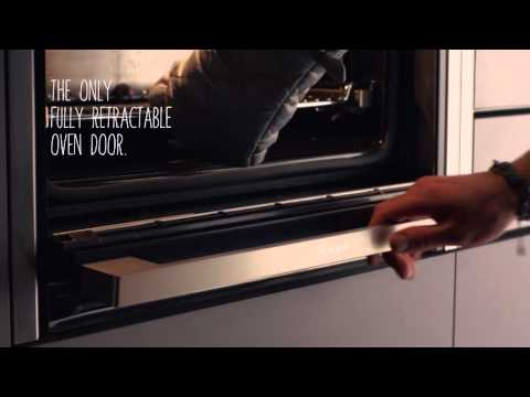 NEFF Single Oven Electric B47CR32N0B - Stainless Steel Video 1