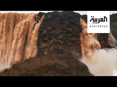 العرب اليوم - شاهد: عاصفة مدارية تؤثر على سواحل سلطنة عمان والسلطات تدعو السكان للحذر