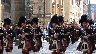 Royal Scots Dragoon Guards - '' Going Home ''