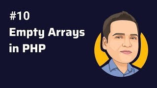 Empty Arrays - what is Empty Arrays in php?