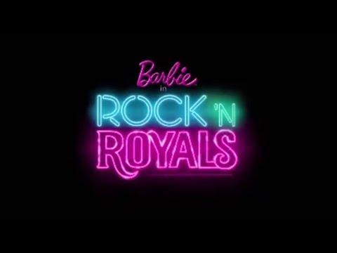 Barbie in Rock 'n Royals - Trailer ENGLISH (HD)
