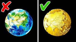 10 Facts About Our Planet  You Didn't Learn In School