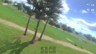 Practice Acro Mode #Liftoff FPV Drone Racing