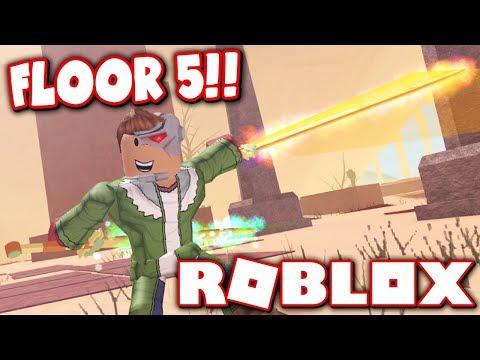 *NEW* FLOOR 5 IN SWORDBURST 2!! (Roblox)