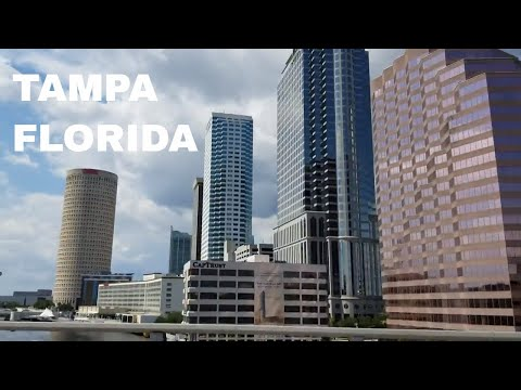Tour Downtown Tampa Florida