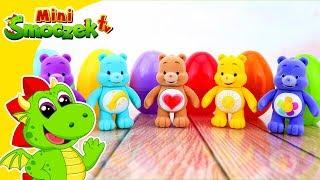 Troskliwe Misie Jajka Niespodzianki Zabawki Bajki Dla Dzieci Po Polsku