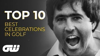 Best Golf Celebrations of All Time   Top 10