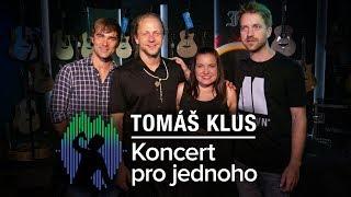 Koncert Pro Jednoho   Tomáš Klus