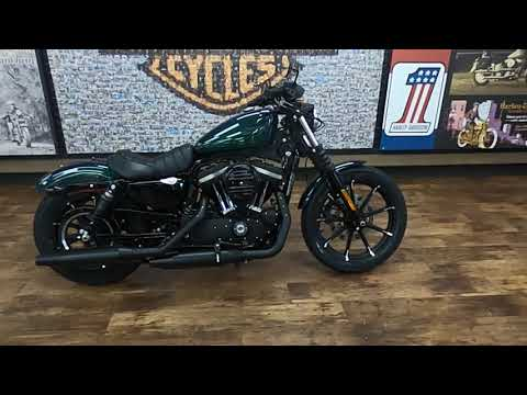 2021 Harley-Davidson® Iron 883™