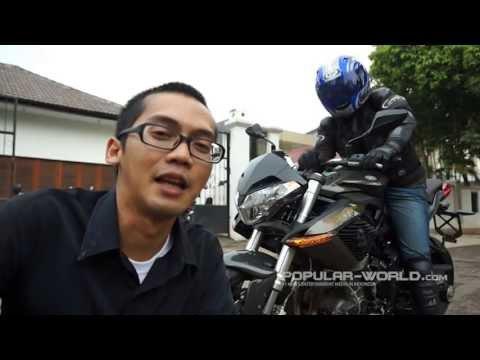 Popular Test Drive - Benelli TNT899 - Mei 2013