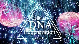 528Hz 修復DNA|細胞再生|重塑|淨化|抗衰老|冥想|瑜伽|睡眠 音樂