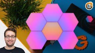 Nanoleaf Alternative? LED Light Panels für 50€
